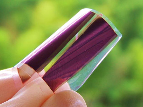 nanopaper solar cell